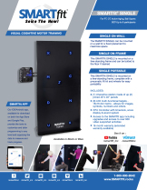 SMARTfit Single spec sheet cover